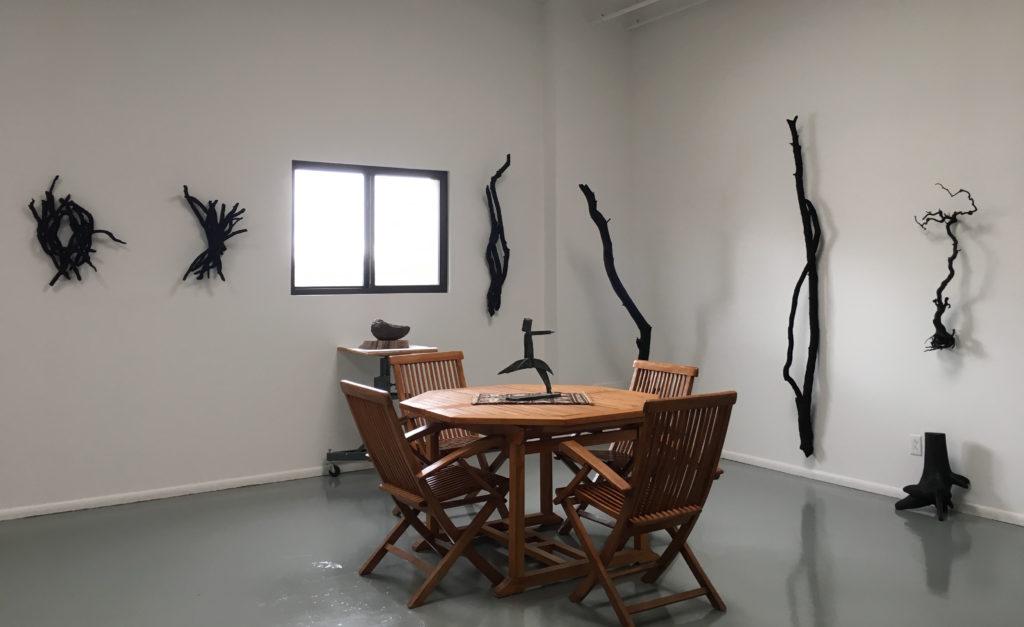 The focus is on clarity in Lisa Freeman's studio